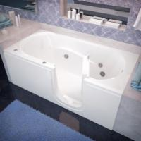 Sanctuary Full Bather Walk In Bath Tub