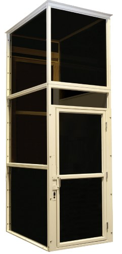 Stratos Enclosed Vertical Platform Lift